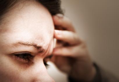 מיגרנה של העין