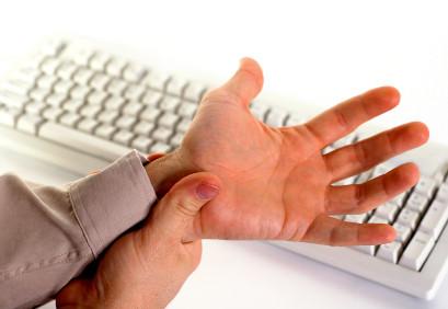 גלי הלם לטיפול בבעיות כף היד
